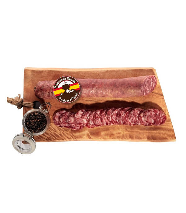 Traditional cold meats from Spain, Salchichón Extra Serrano