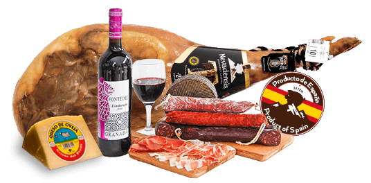 Packs of Traditional Spanish Products